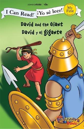 David and the Giant / David Y El Gigante (I Can Read! / The Beginner's Bible / !Yo se leer!) por Zondervan