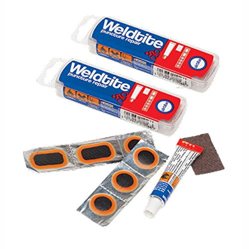 2-x-weldtite-puncture-repair-kit-4-road-bike-cycle-700c-inner-tubes