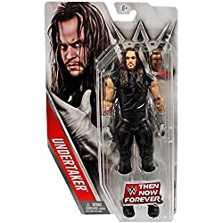 WWE Undertaker Poi Now Per sempre Mattel Wrestling 6 Pollici Action Figure