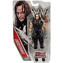 WWE Empresario de pompas fúnebres Entonces Now Siempre Mattel Lucha libre 6 Pulgadas Figura De Acción