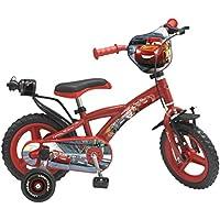 TOIMSA 740EN71–Bicicleta para Niños bajo Licencia Cars 312Pulgada (de 3a 5Años