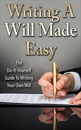 buy writing your own will A question we hear a lot is, can i write my will without an attorney in new jersey, the answer is yes in order to draft your last will and testament on your own, you can download forms that will help you.