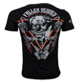 Yakuza Premium T-Shirt YPS 2507 Schwarz, Schwarz, XXL