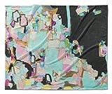 KAVKA Designs Kavka D vbl-vps-40X 30-ssk3503Tal der Puppen Velourssamt Decke