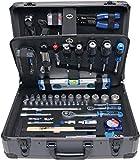 BGS 15501 , Profi-Werkzeug-Satz im Alu-Koffer , 149-tlg. , gefüllt , abschließbar , Werkzeugkiste , Werkzeugbox