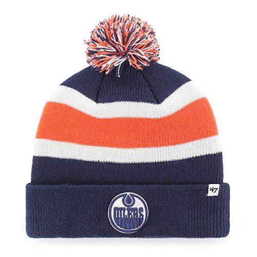 47 Brand Edmonton Oilers Breakaway NHL Wintermütze