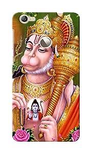 KnapCase Shree Hanuman Designer 3D Printed Case Cover For LeTV Le 1S
