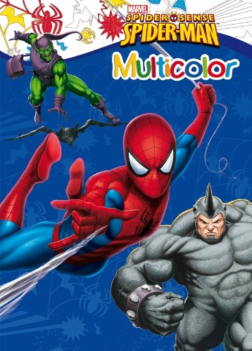 Spiderman, Multicolor NE