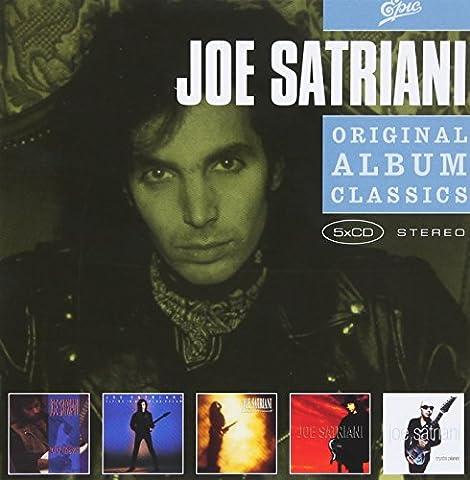 Cd Joe Satriani - Original Album Classics : Not of This