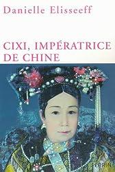 Cixi impératrice de Chine