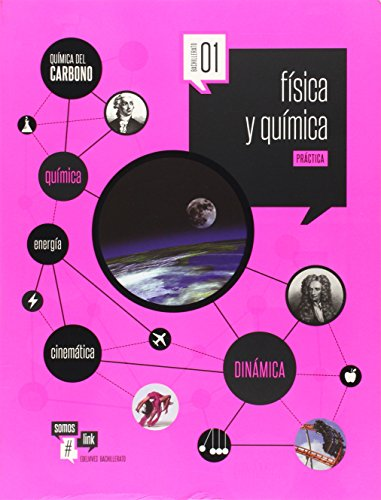 Fisica y Quimica 1º Bachillerato (Somoslink) - 9788426399595