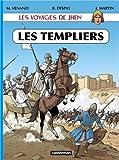 Les voyages de Jhen - Les Templiers