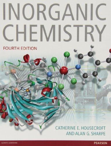 Inorganic Chemistry por Catherine E. Housecroft