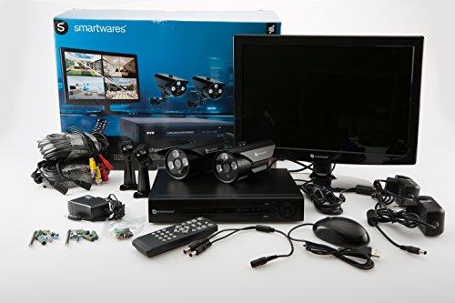 Smartwares-DVR724S-Sistema-de-video-vigilancia-con-grabador-de-500-GB-2-cmaras-de-exterior-monitor-154
