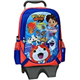 CYP IMPORTS Mochila trolley Yo Kai Watch 43cm luz