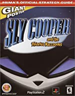 Sly Cooper and the Thievius Raccoonus - Prima's Official Strategy Guide de David Jon Winding