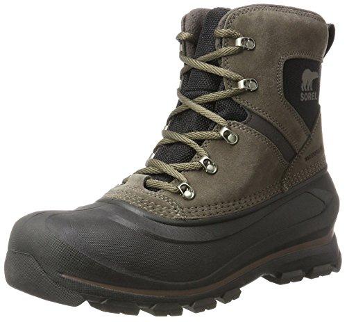 Sorel Herren Buxton Lace Boots, braun (major)/schwarz, Größe: 43