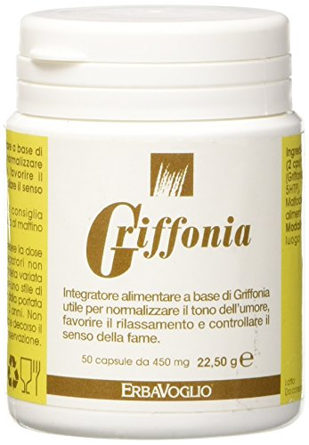 Erbavoglio Griffonia - 50 Capsule