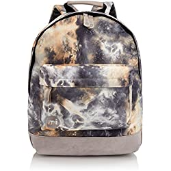Mi-Pac Custom Prints Backpack Mochila Tipo Casual, 41 cm, 17 Litros, Galaxy Grey