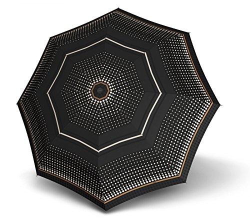 Knirps T2 Duomatic Rain Black