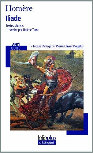Iliade: Textes Choisis por Homere
