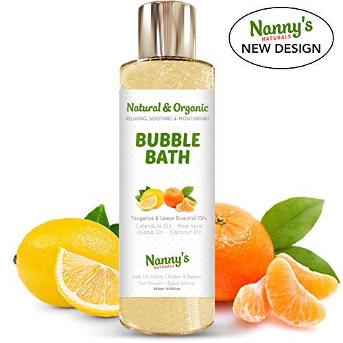 Baño de burbujas | 100% natural 76%
