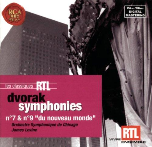 DVORAK - Symphonies 7 et 9