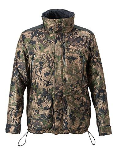 Beretta Herren Jacke Kodiak Jacke, Colroy/Wht, XXXL, GU8T0030420741_S - Beretta Jacke