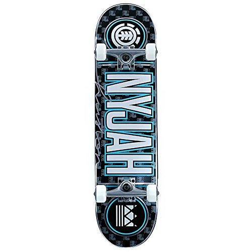 element-skateboards-nyjah-signed-factory-pro-skateboard-complet-197-cm