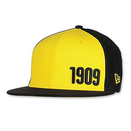 BVB 09 Borussia Dortmund 1909 Kappe 9Fifty Gr. M Basecap Mütze 15272219 (Leidenschaft-bekleidung Echte)