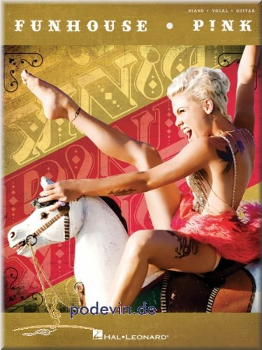 pink-funhouse-noten-songbook-musiknoten