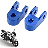 #7: Vheelocityin Shocker Spacer to Increase Ground Clearance Multicolor For Tvs Apache Rtr 160