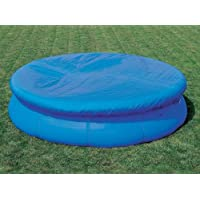 Bestway Telo Telone di copertura per piscina tonda fuori terra diametro 366 cm