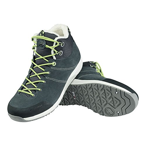 Raichle / Mammut Pordoi Mid Women graphite/light aloe