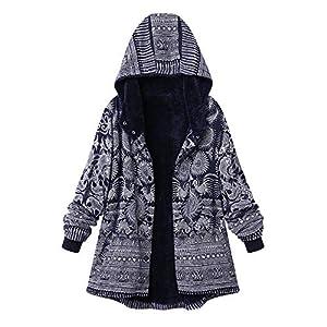 diseño paginas web madrid: BBestseller Abrigo Invierno Mujer Chaqueta Suéter Jersey Mujer Cardigan Mujer Ta...