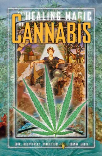 The Healing Magic of Cannabis Cover Image