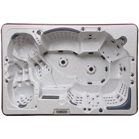 Ultimate Outdoor Whirlpool Spa/controllo Balboa/9persone/whirlpool esterno