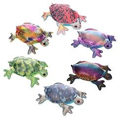 Idea Regalo - Grande animale di sabbia a forma di Tartaruga colorata Fermaporta Fermacarte
