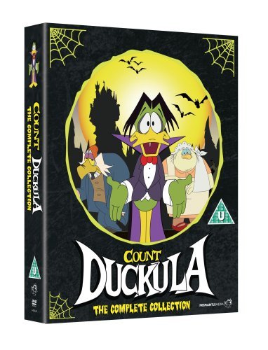 COUNT DUCKULA COMPLETE [DVD] [1988]