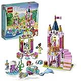 LEGO Disney Princess - I festeggiamenti reali di Ariel, Aurora e Tiana, 41162