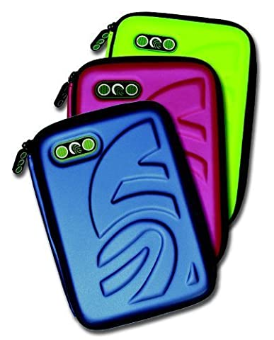 Diabete-ezy Ezy-fit Case/Bag - Watermelon Pink by Diabete-ezy