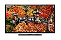 Toshiba 32L3753DB 32-Inch Smart Full HD LED TV with Built-in Freeview Play - Black (2017 Model)