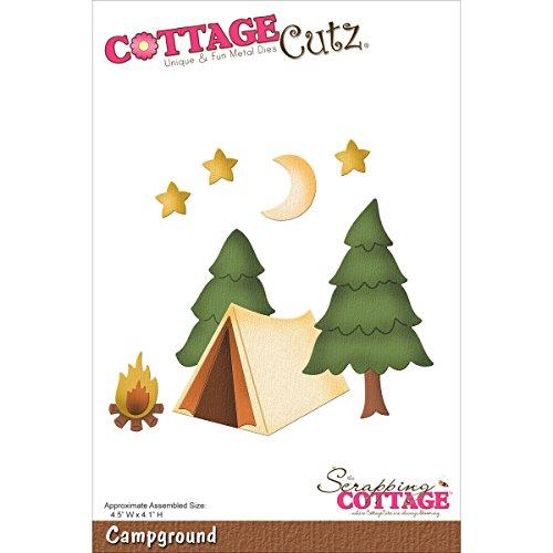 CottageCutz in The Woods Campground Die