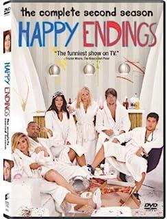 Happy Endings: Season 2 [DVD] [Region 1] [US Import] [NTSC] (B0058YPJ2W) | Amazon price tracker / tracking, Amazon price history charts, Amazon price watches, Amazon price drop alerts