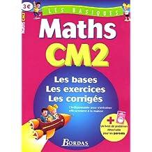 PACK BASIQUES CM2 FRANCAIS/MATHS    (Ancienne Edition)