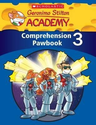 geronimo-stilton-academy-comprehension-pawbook-level-3-author-scholastic-teaching-resources-published-on-february-2015