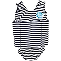 Splash About Kids Float Suit with Adjustable Buoyancy - Navy/White Stripe, 1-2 Years by Splash About