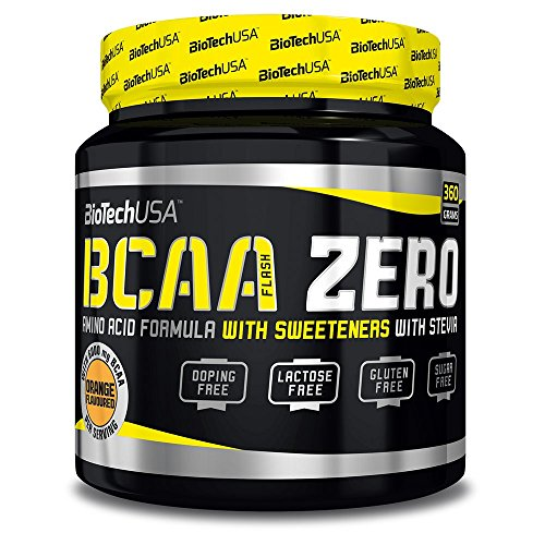 biotech-usa-12031020500-bcaa-flash-zero-acide-amin-saveur-orange
