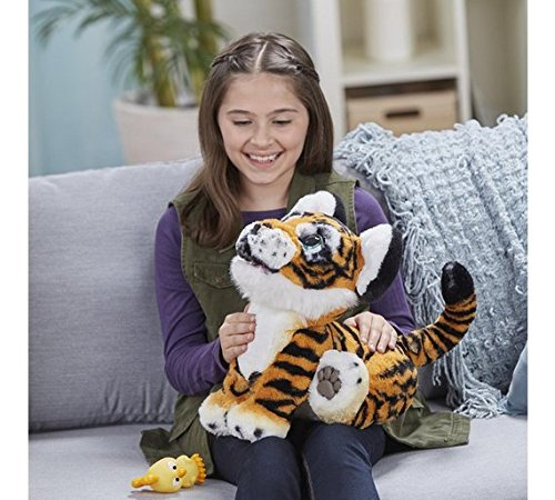 FurReal Roarin' Tiger Tyler, The Playful Tiger