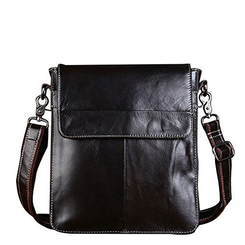 zhhlaixing-borsa-a-tracolla-mens-boys-cowhide-leather-crossbody-shoulder-bag-backpack-daypack-briefc